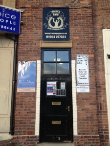 Peacock Tree yoga classes in Acomb and Woodthorpe