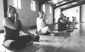 pranayama and yoga questions