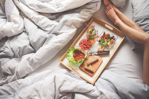 PTY breakfast in bed for valentine's day rebel blog