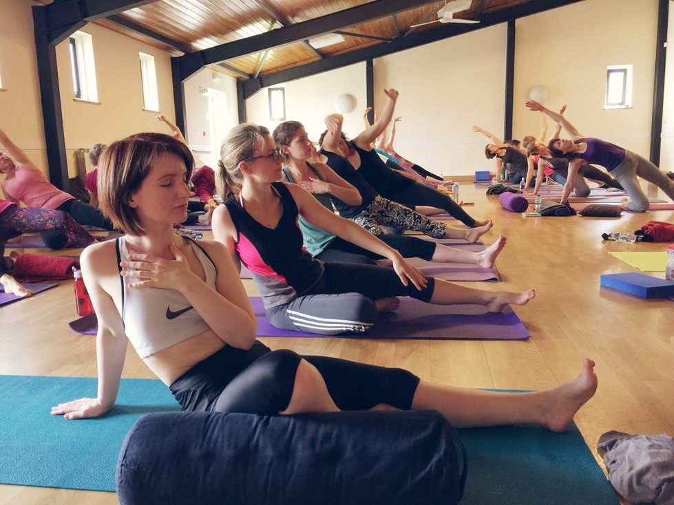pty warrior woman yoga workshop