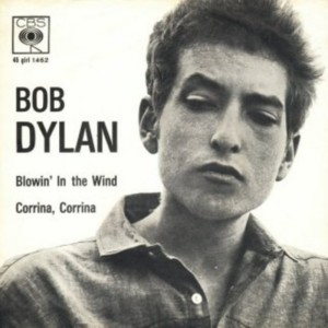 bob dylan album cover for PTY vata blog